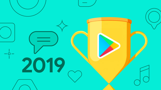 Google-Apps des Jahres©Google