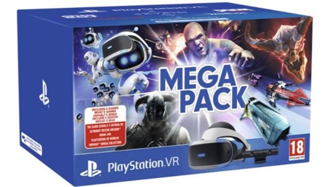 PSVR Mega Pack©Sony
