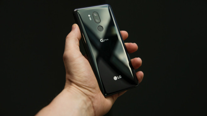 LG G7 ThinQ: Bootloop nach Handy-Update - COMPUTER BILD