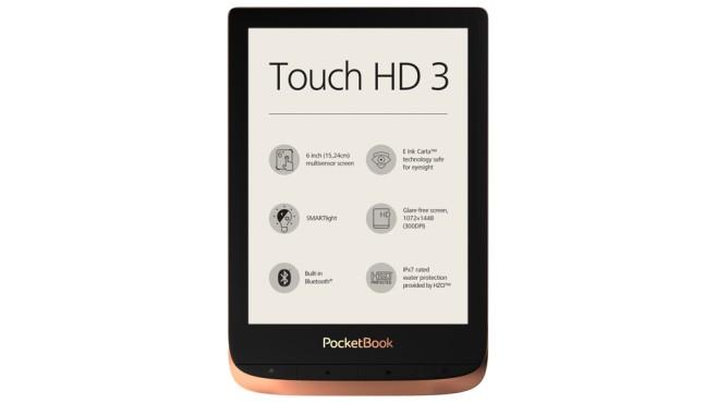 eBook-Reader Pocketbook Touch HD 3©Pocketbook