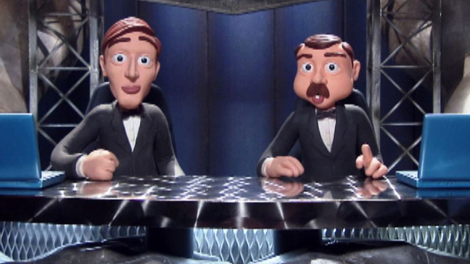 Celebrity Deathmatch © MTV