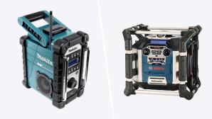 Baustellenradios: Makita, Bosch & Co. im Vergleich