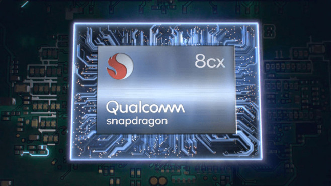 Snapdragon 8cx © Qualcomm