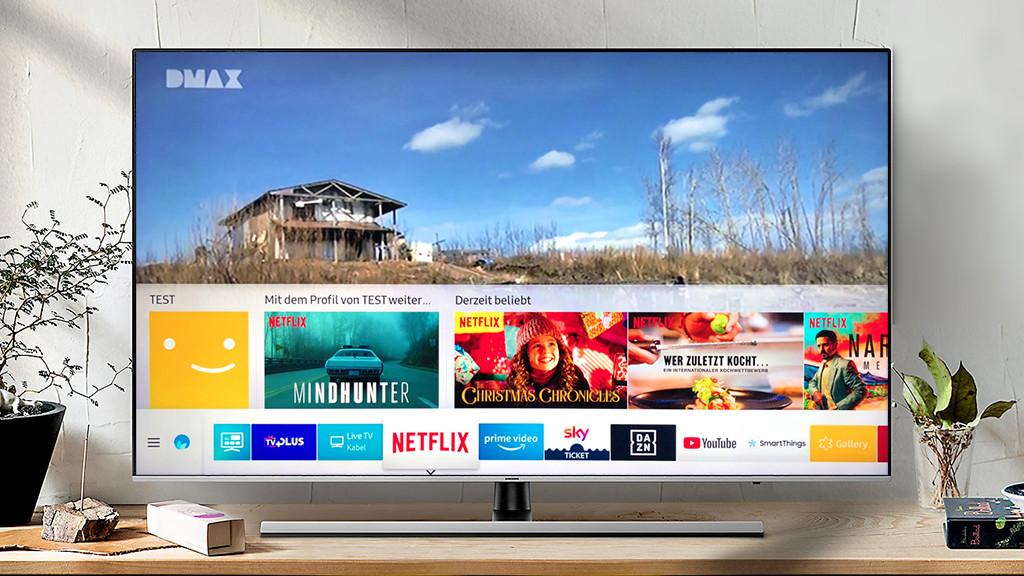 Samsung fernseher hintergrundbild