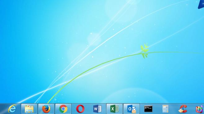 Kommentar: Windows-7-Startbutton weg – so nutze ich das System gern©COMPUTER BILD