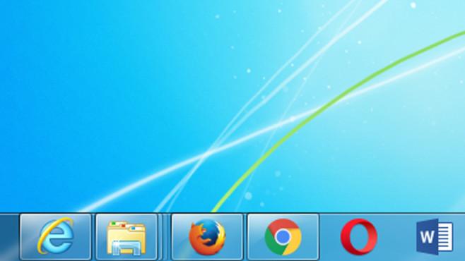 Meinung: Windows-7-Startbutton weg – so nutze ich das System gern©COMPUTER BILD