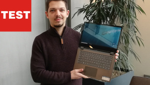 Laptop-Test: Lenovo Yoga 530©COMPUTER BILD, Lenovo