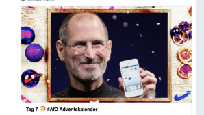 Steve Jobs©twitter.com