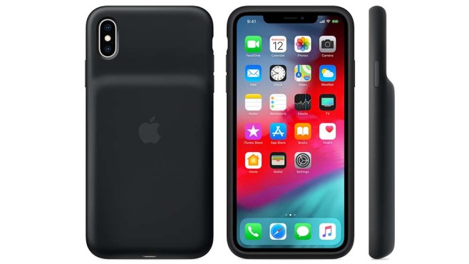 Apple Smart Battery Case©Apple