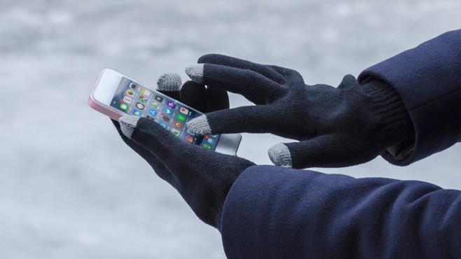Touchscreen-Handschuhe©iStock.com/victoria2305, reddit.com