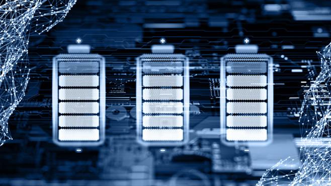 Batterien©iStock.com/MF3d