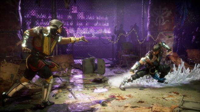 Mortal Kombat 11©Netherrealm Studios / Medienagentur plassma / Sönke Siemens