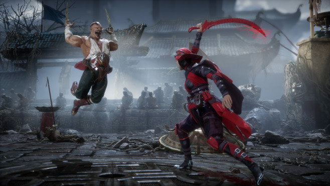 Mortal Kombat 11©Neatherrealm Studios