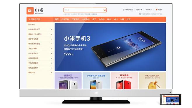 Xiaomi Mi TV©Xiaomi