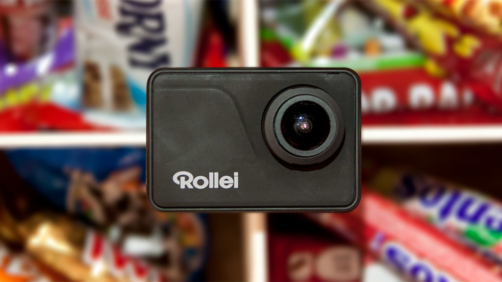 Rollei Actioncam 550 Touch©COMPUTER BILD
