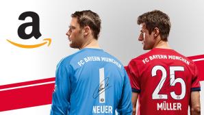 ©Amazon, FC Bayern München