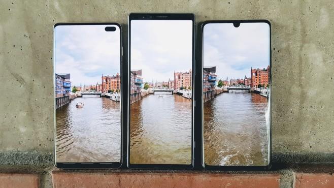 Huawei P30 Pro: Test, Preis, Farben, Release, kaufen, technische Daten XXX©COMPUTER BILD/Michael Huch