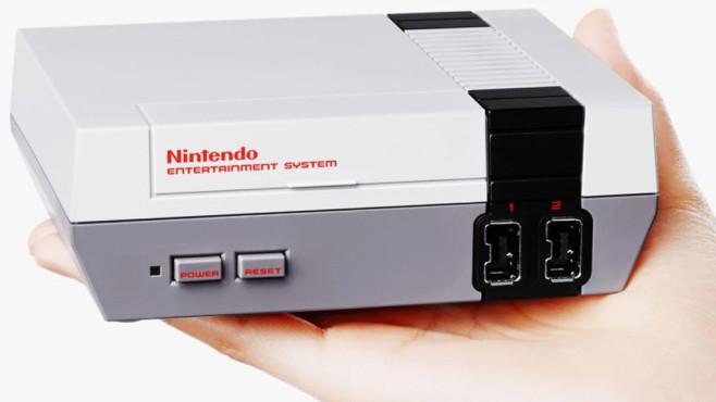 Nintendo Classic Mini©Nintendo