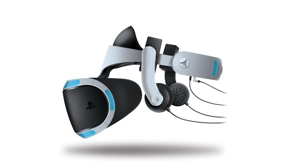 Bionik Mantis: Lizenzierte Kopfhörer für PSVR erhältlich