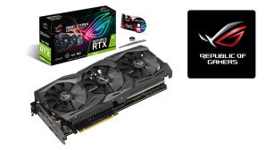 ROG-Strix-RTX2070-A8G-Gaming © iStock.com/D-Keine, Asus