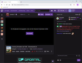 BetterTTV (Better Twitch TV) für Chrome