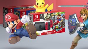 Nintendo Switch: Die besten Bundles©Nintendo,istock/MicrovOne