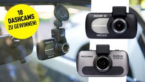 Gewinnspiel: Mitmachen und eine von 10 Dashcams abstauben!©Nextbase