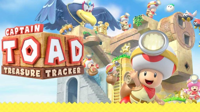 Captain Toad – Treasure Tracker (Demo) für Nintendo Switch © Nintendo