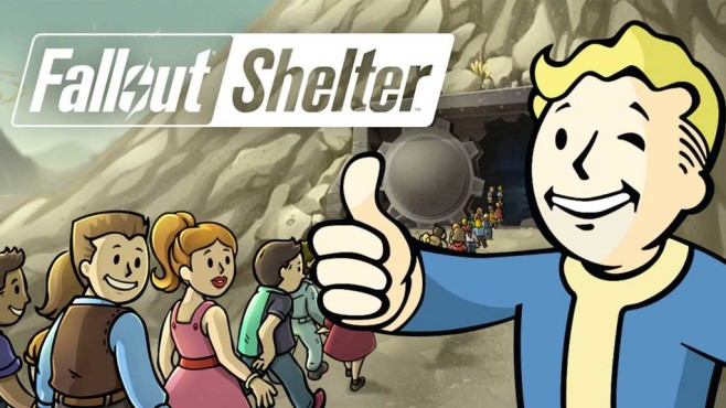 Fallout Shelter für Nintendo Switch©Nintendo, Bethesda