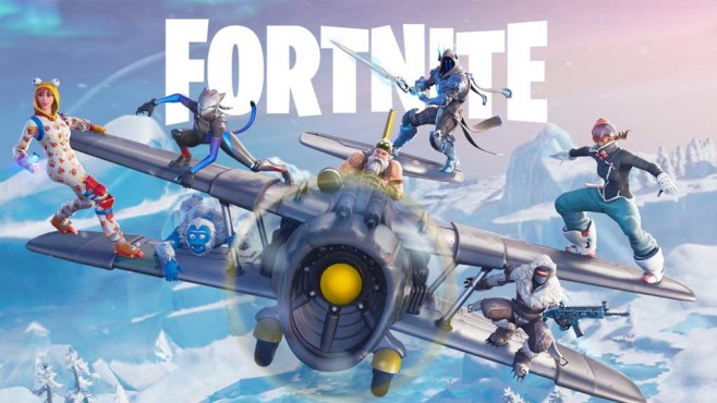 Fortnite für Nintendo Switch © Nintendo, Epic Games