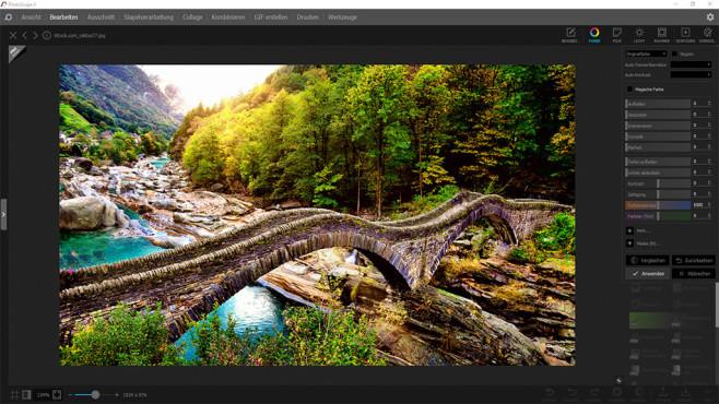 Photoscape X©COMPUTER BILD, Mooii Tech, iStock.com/nikitos77