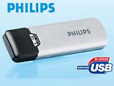 Schnäppchen beim Discounter: Philips USB-Stick 4 GB
