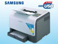 Schnäppchen beim Discounter: Samsung CLP-300 Farblaserdrucker