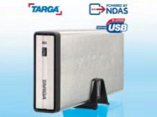 Schnäppchen beim Discounter: Targa Databox NDAS 500 Western Digital Festplatte