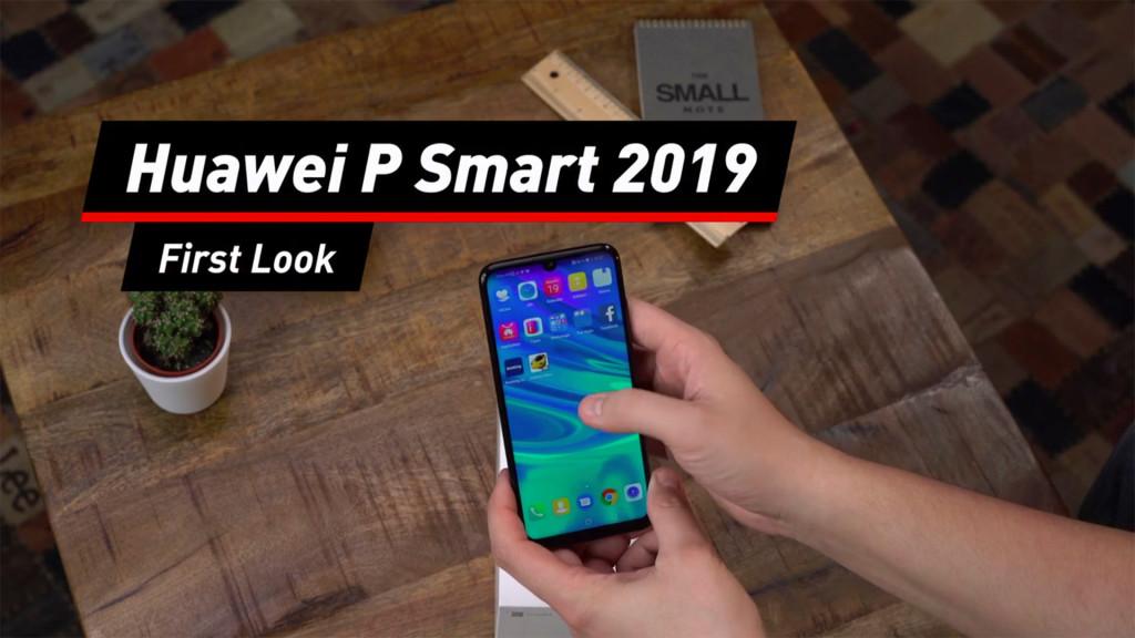 Huawei P Smart 2019 Test Preis Release Technische Daten