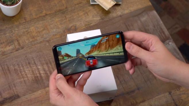 Huawei P Smart (2019): Praxis-Test, Preis, Release, technische Daten Die Mittelklasse-Hardware kommt mit alltäglichen Aufgaben, ja sogar mit 3D-Spielen, gut zurecht.©COMPUTER BILD