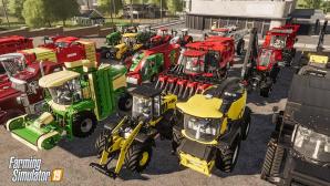 Landwirtschafts-Simulator 19: Fahrzeuge©Astragon