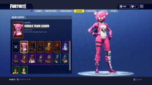 Fortnite: Account © Epic Games