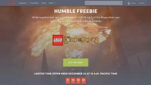 Lego – Der Herr der Ringe©Humble Store