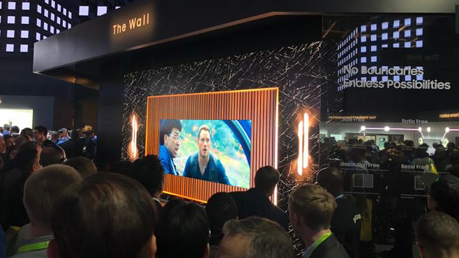 Samsung The Wall Micro LED©Samsung