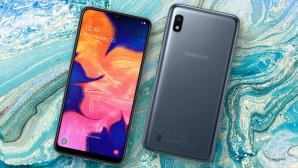 Samsung Galaxy A10©Samsung, iStock.com/tenra