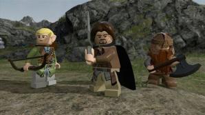 Lego – Herr der Ringe©Warner Bros.