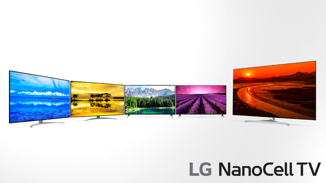 LG LCD NanoCell©LG Electronics