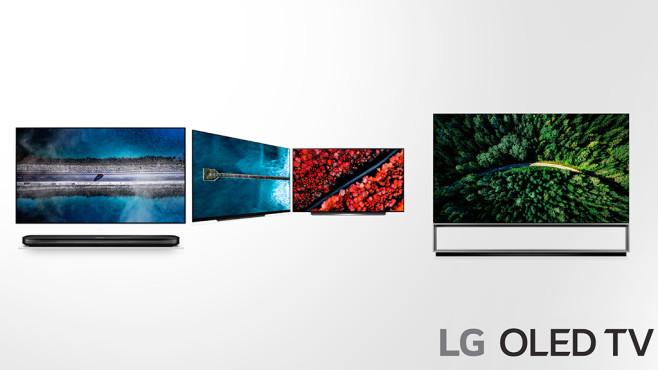 LG OLED 2019©LG Electronics