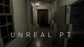 Unreal P.T.©radiusgordello.itch.io/Konami