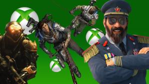 Xbox One X©Microsoft, Kalypso, EA