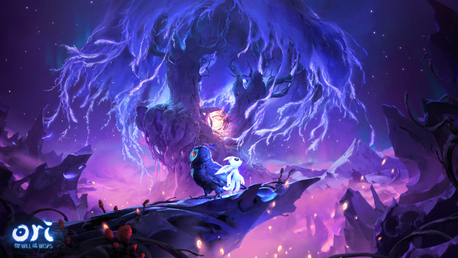 Ori and the Will of Wisps © Microsoft