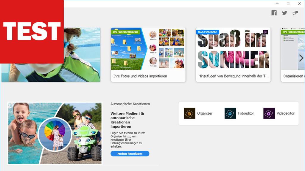 Adobe Photoshop Elements 2019 Test Der Bildbearbeitungssoftware