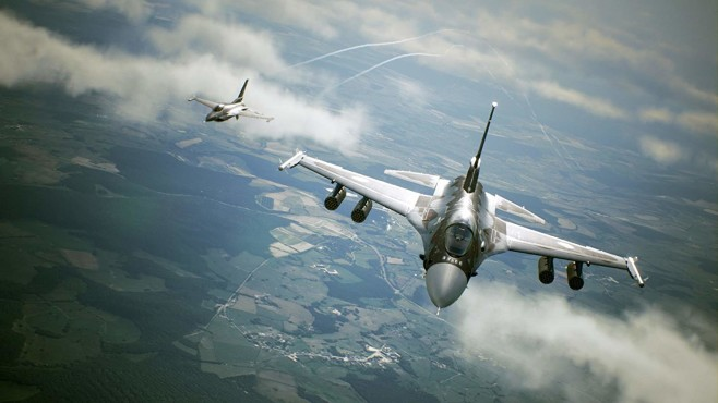 Ace Combat 7 – Skies Unknown © Bandai Namco Entertainment