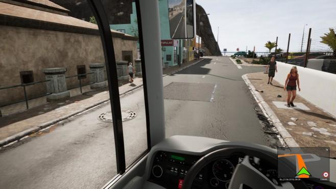 Bus in der Stadt©Aerosoft